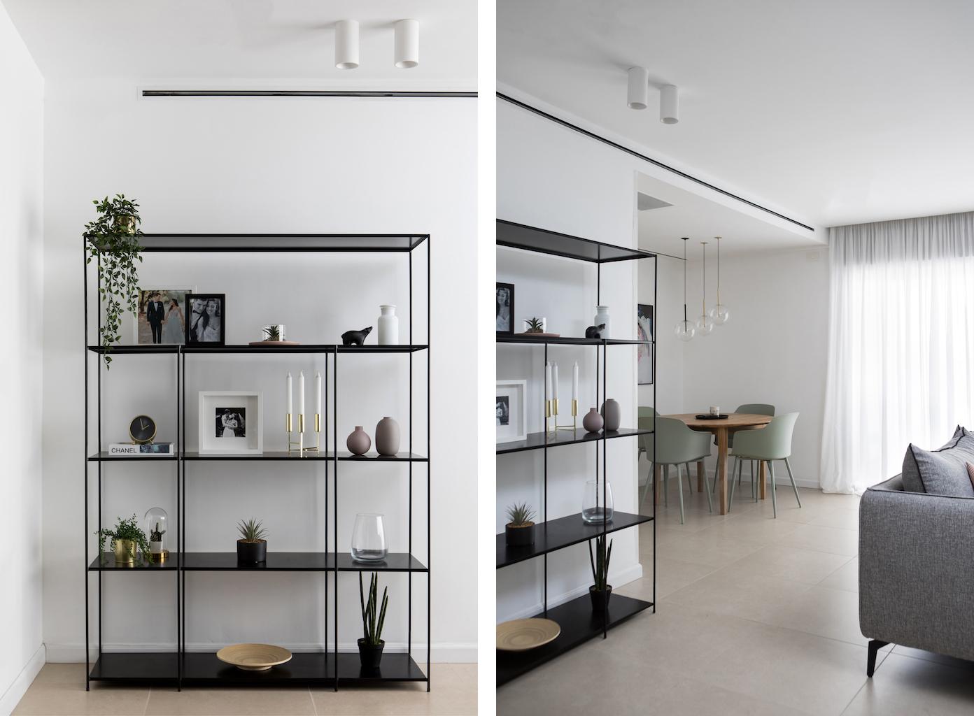 עיצוב דירה בסגנון נורדי